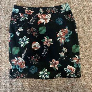 LOFT skirt, petite size 4